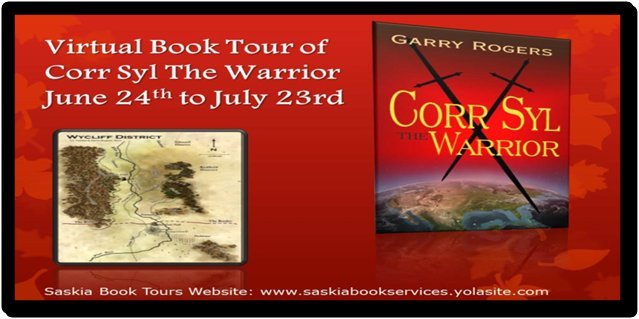 Garry Rogers - Corr Syl The Warrior Tour 1