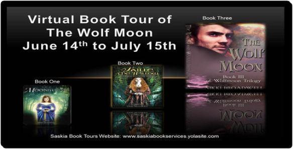 Nikki Broadwell - The Wolf Moon 01