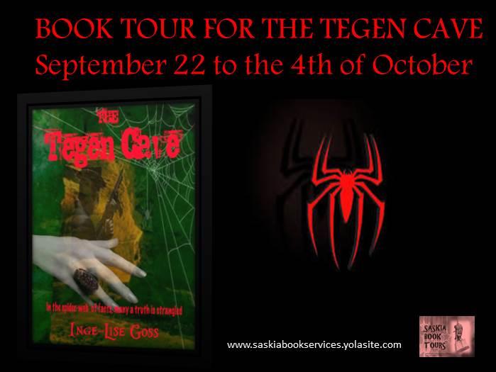 Tegan Cave Tour Banner